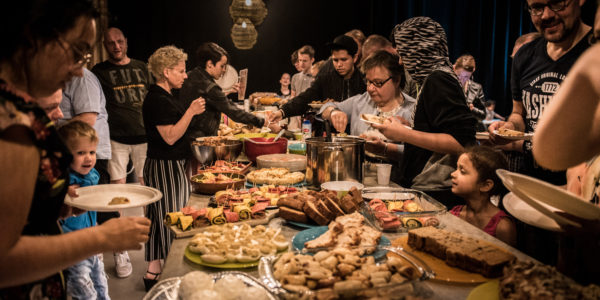 samen eten family church nijkerk